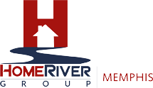 HomeRiver Group™ Memphis Logo